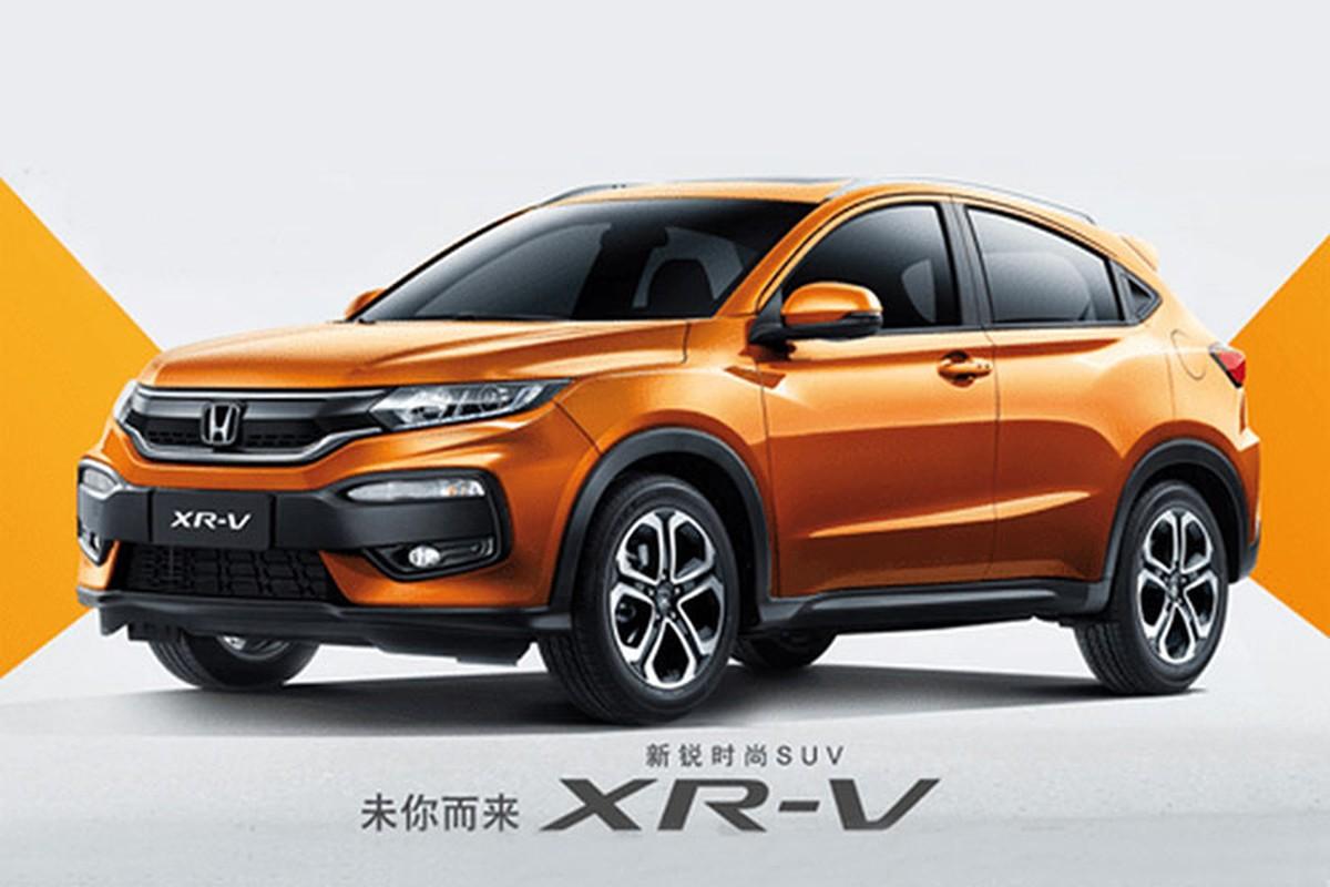 Chi tiet Honda XR-V 2019 danh rieng cho dan Trung Quoc-Hinh-9