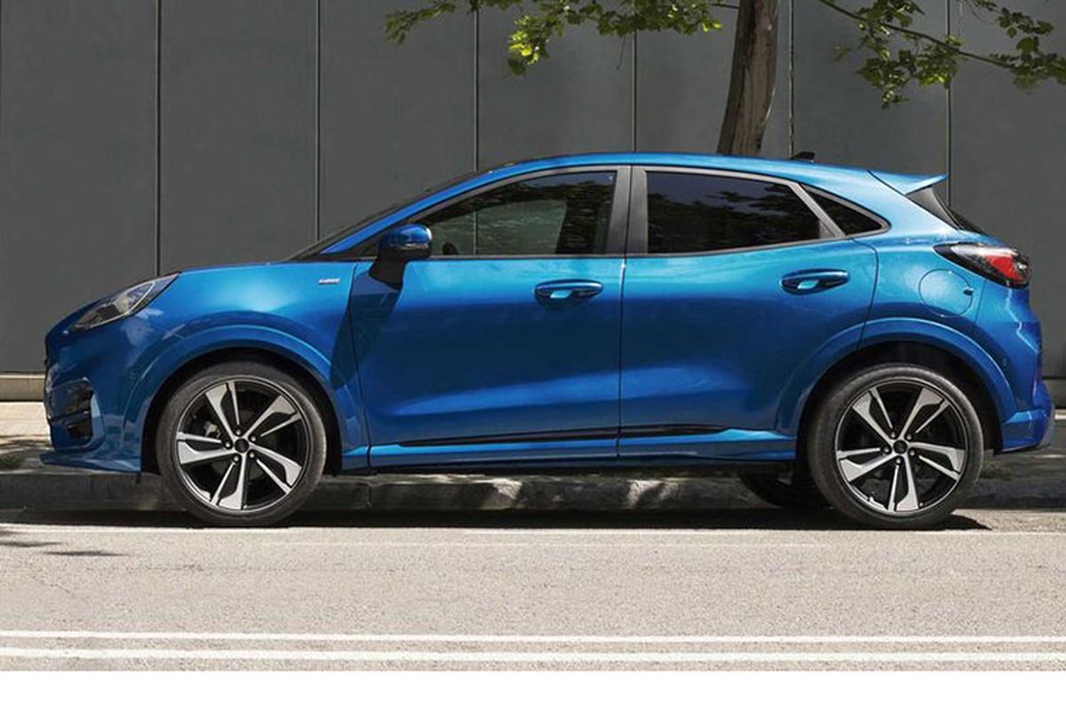 Ford Puma 2020 moi