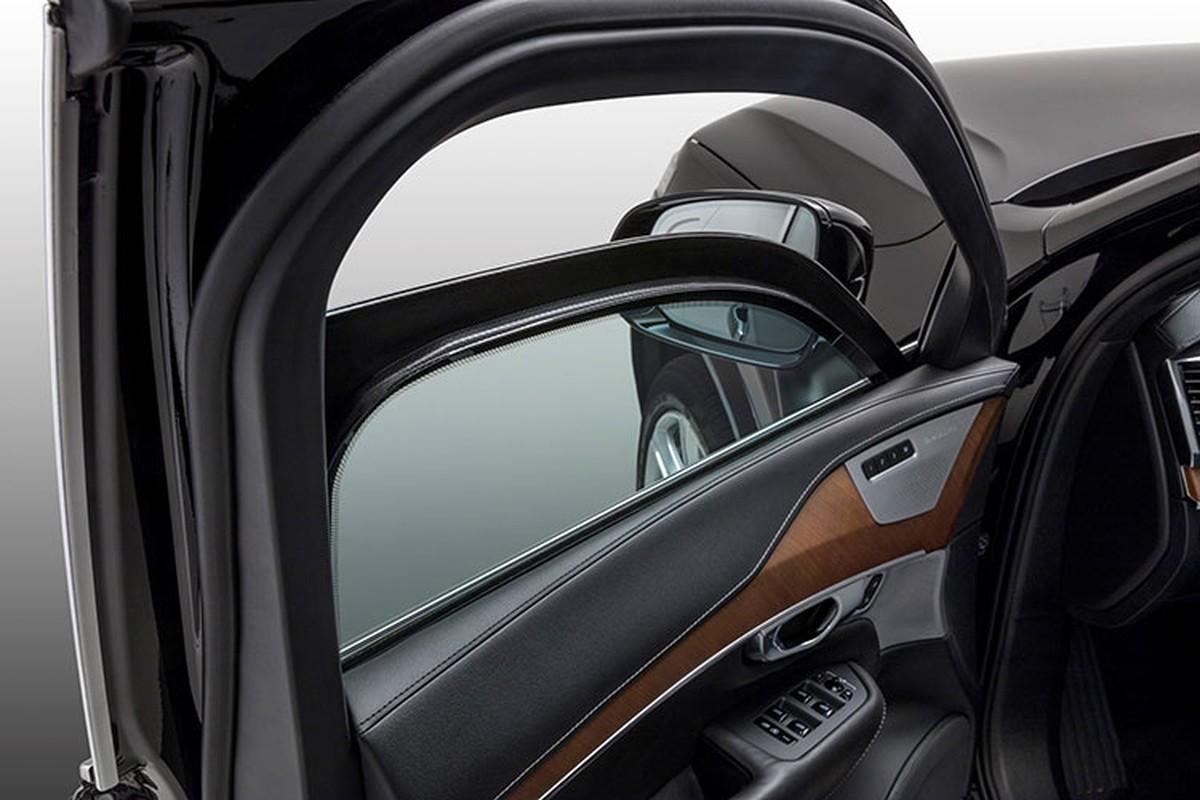 Volvo XC90 boc thep chong dan AK-47, nang gan 4,5 tan-Hinh-3