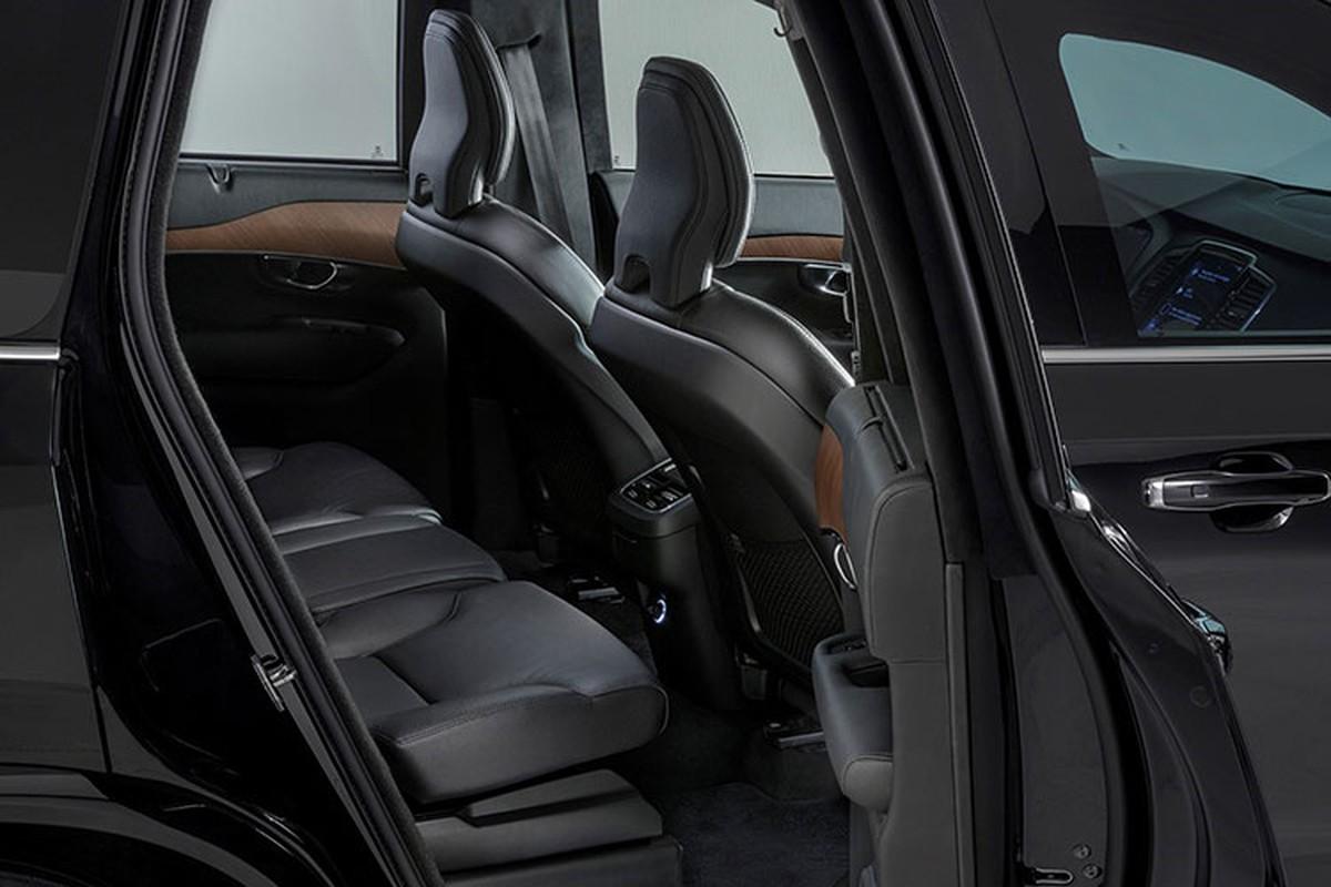 Volvo XC90 boc thep chong dan AK-47, nang gan 4,5 tan-Hinh-4