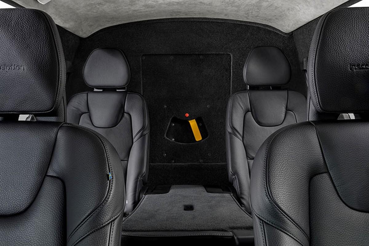 Volvo XC90 boc thep chong dan AK-47, nang gan 4,5 tan-Hinh-5
