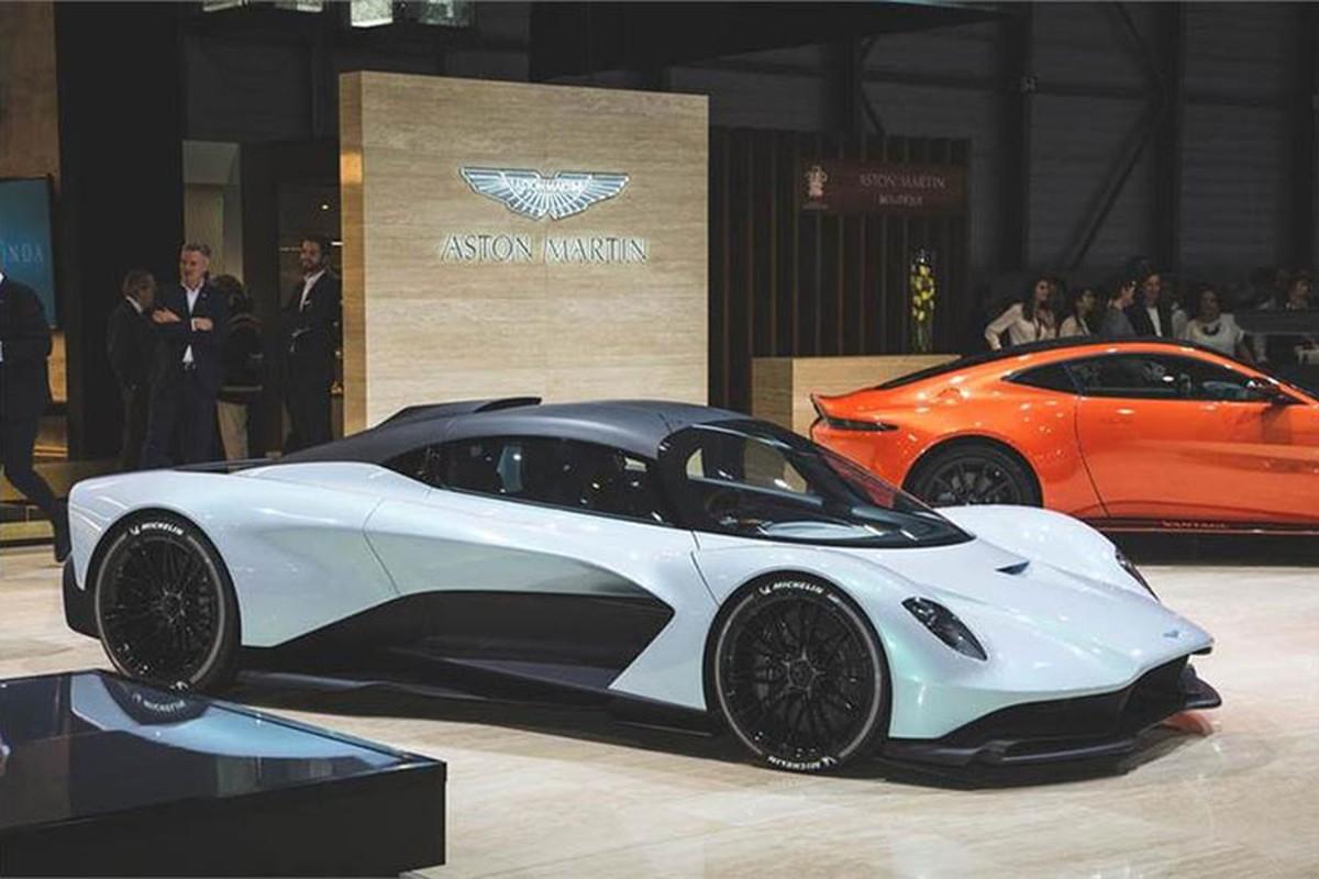 Diep vien 007 se cam lai Aston Martin Valhalla 1,9 trieu USD-Hinh-2