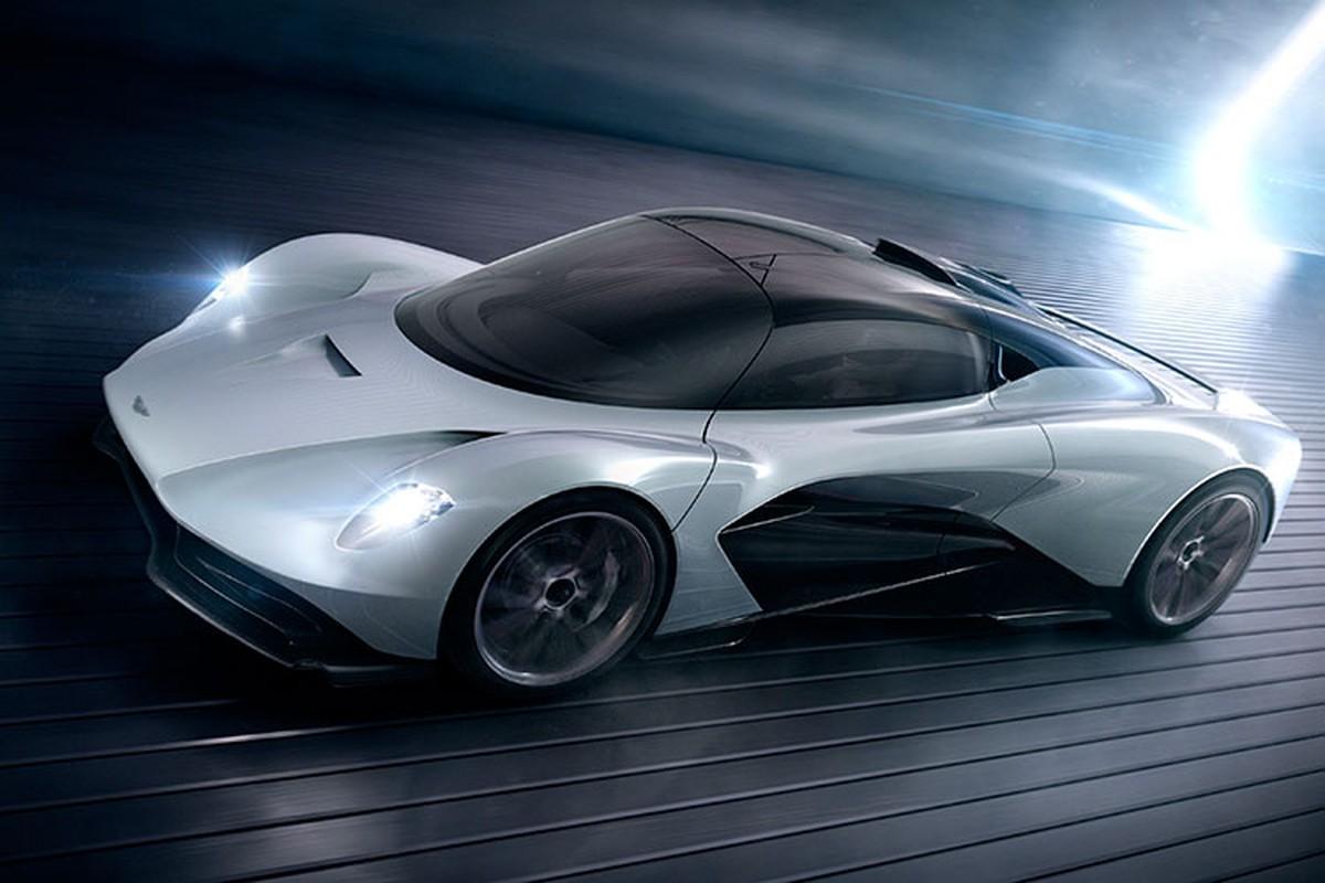 Diep vien 007 se cam lai Aston Martin Valhalla 1,9 trieu USD-Hinh-7