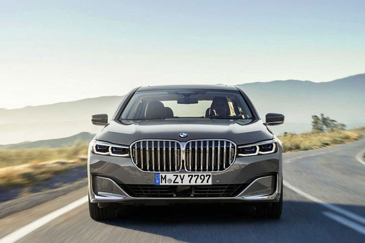 BMW 7-Series 2020 cung se deo luoi tan nhiet