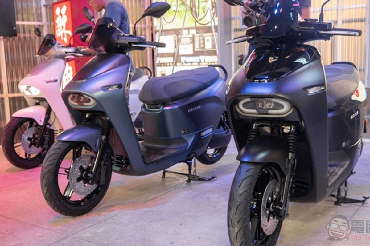 Chi tiet xe may dien Yamaha EC-05 ban 75 trieu dong