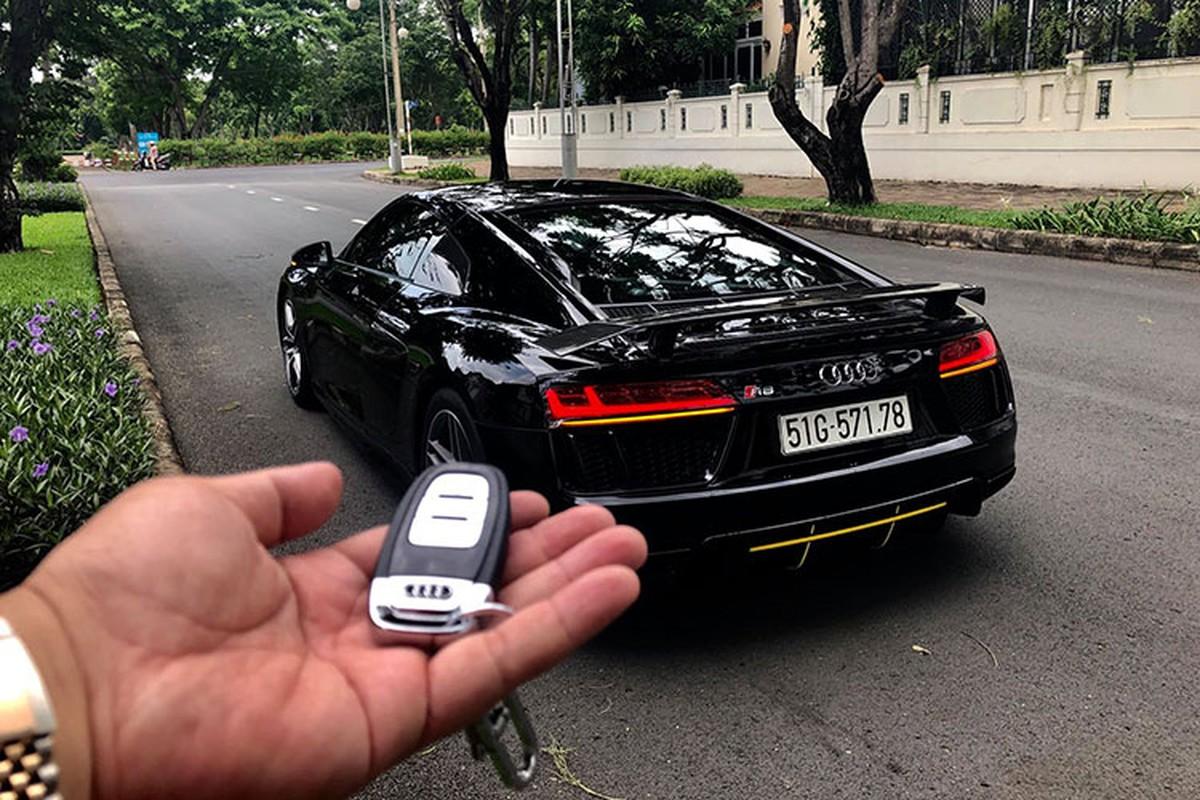 Sieu xe Audi R8 V10