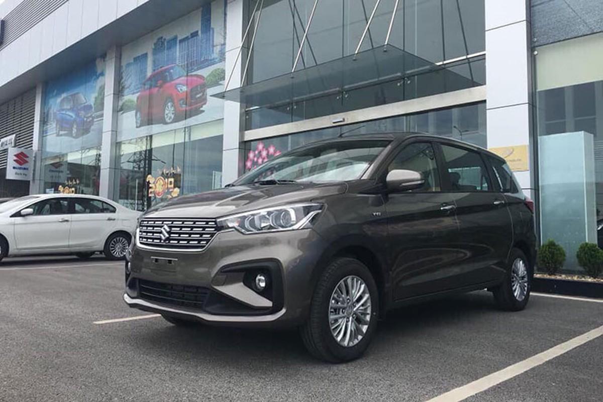 Suzuki Ertiga 2019 sieu re tai Viet Nam nho thieu trang bi-Hinh-10