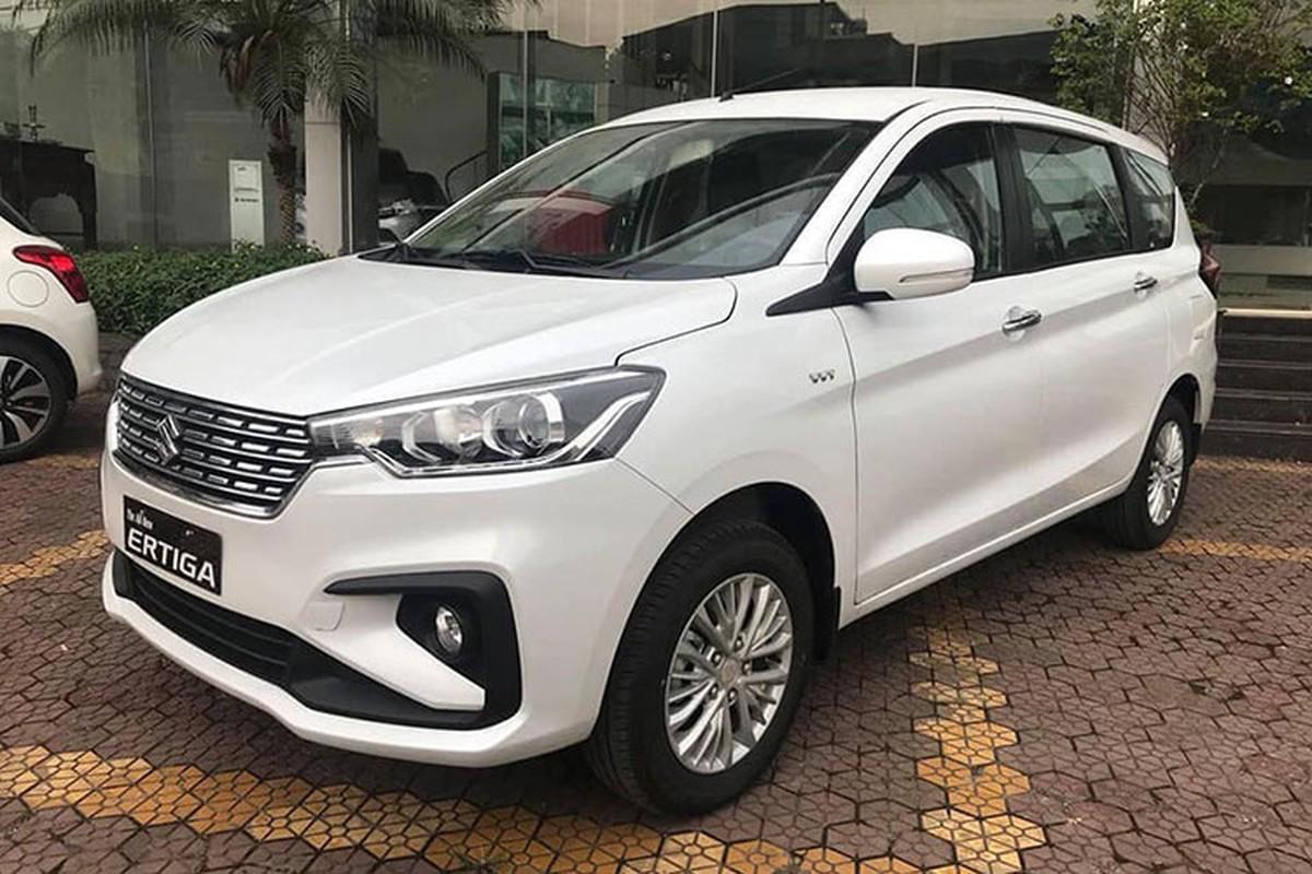 Suzuki Ertiga 2019 sieu re tai Viet Nam nho thieu trang bi-Hinh-2
