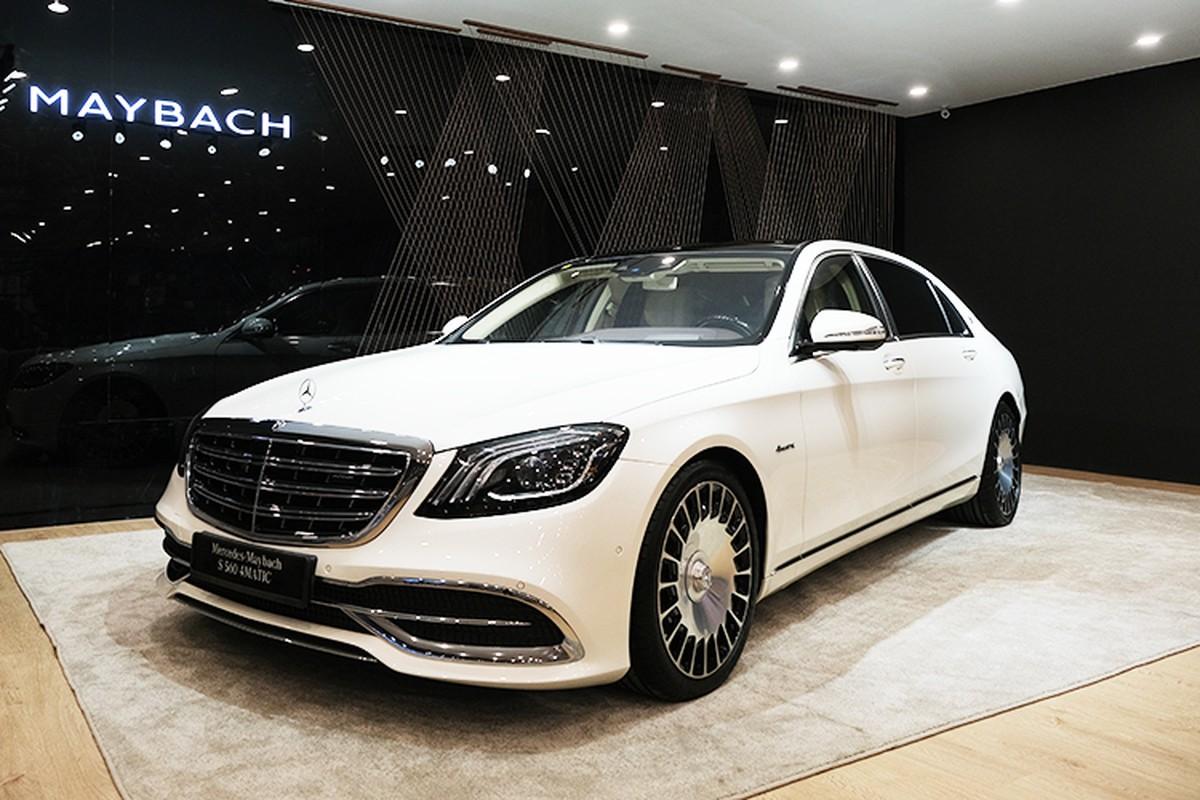 Ca dan xe sang Mercedes-Benz tien ty do bo ve Ha Noi-Hinh-10