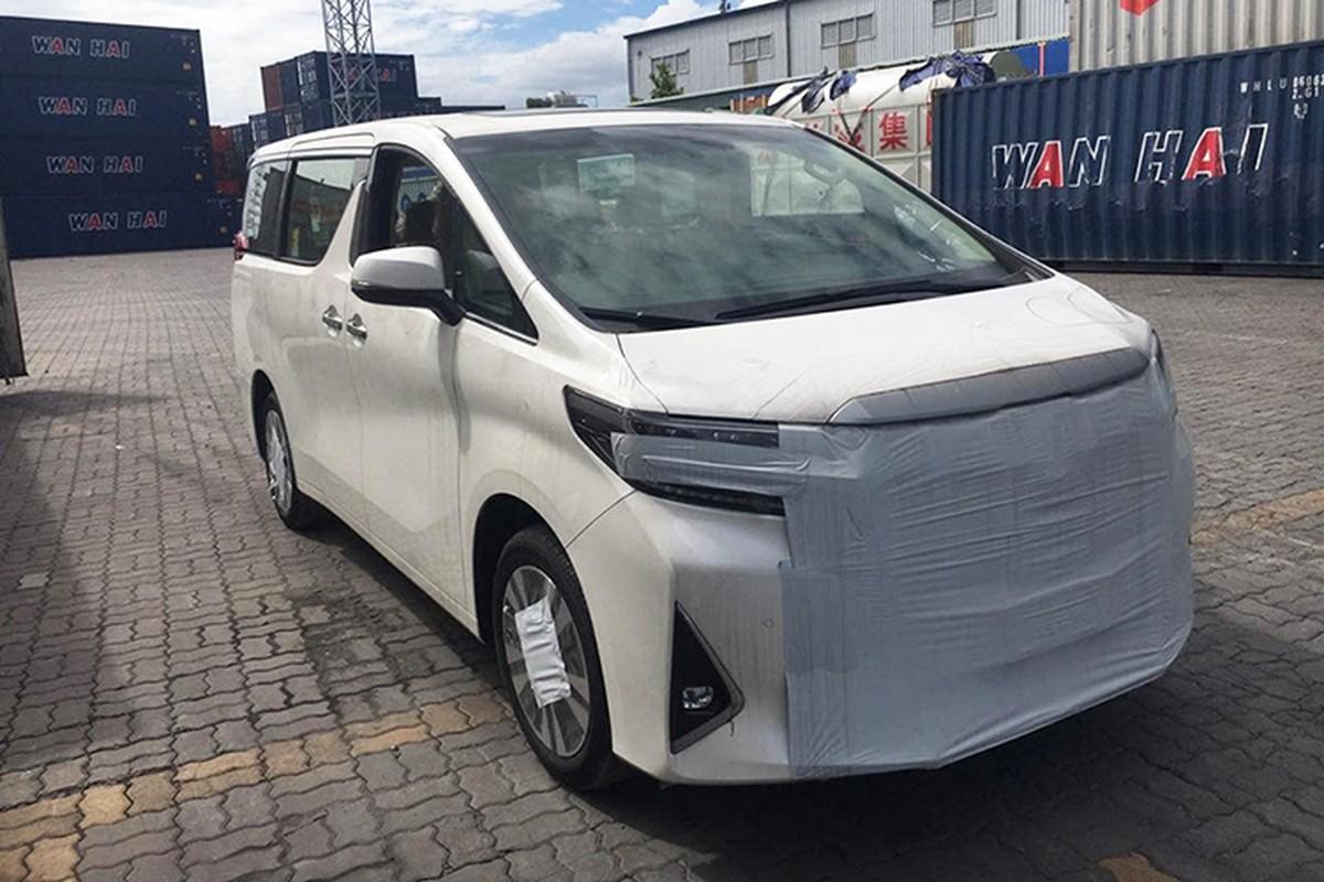 Mr. Dam tau xe MPV hang sang Toyota Alphard bac ty-Hinh-2