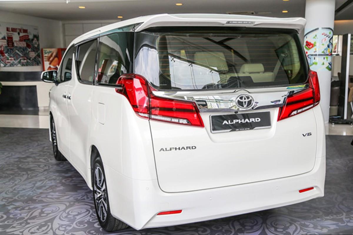 Mr. Dam tau xe MPV hang sang Toyota Alphard bac ty-Hinh-3