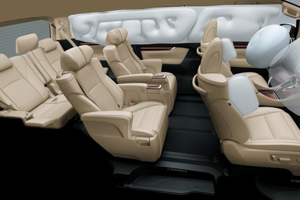 Mr. Dam tau xe MPV hang sang Toyota Alphard bac ty-Hinh-5