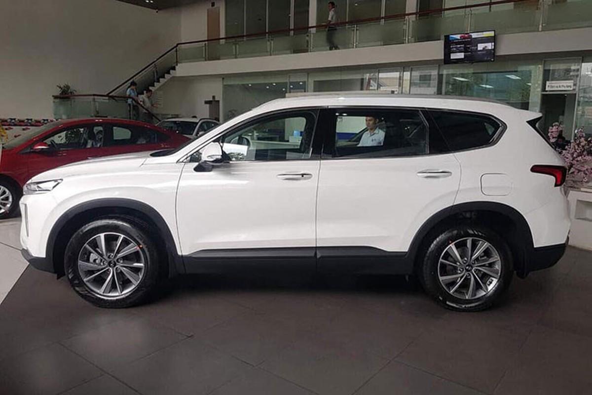 """Nguoi dep Thanh Truc """"tau"""" Hyundai Santa Fe 2019 hon 1 ty dong-Hinh-6"""