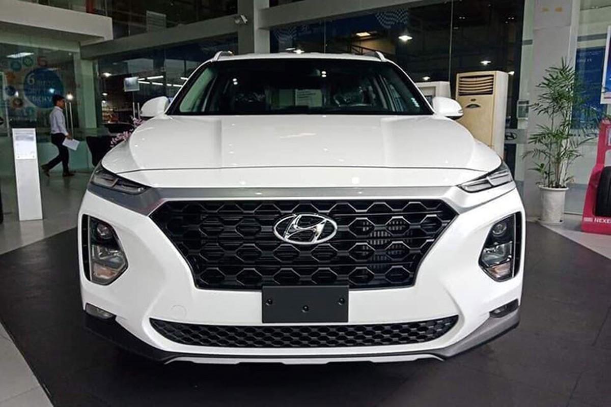 """Nguoi dep Thanh Truc """"tau"""" Hyundai Santa Fe 2019 hon 1 ty dong-Hinh-7"""