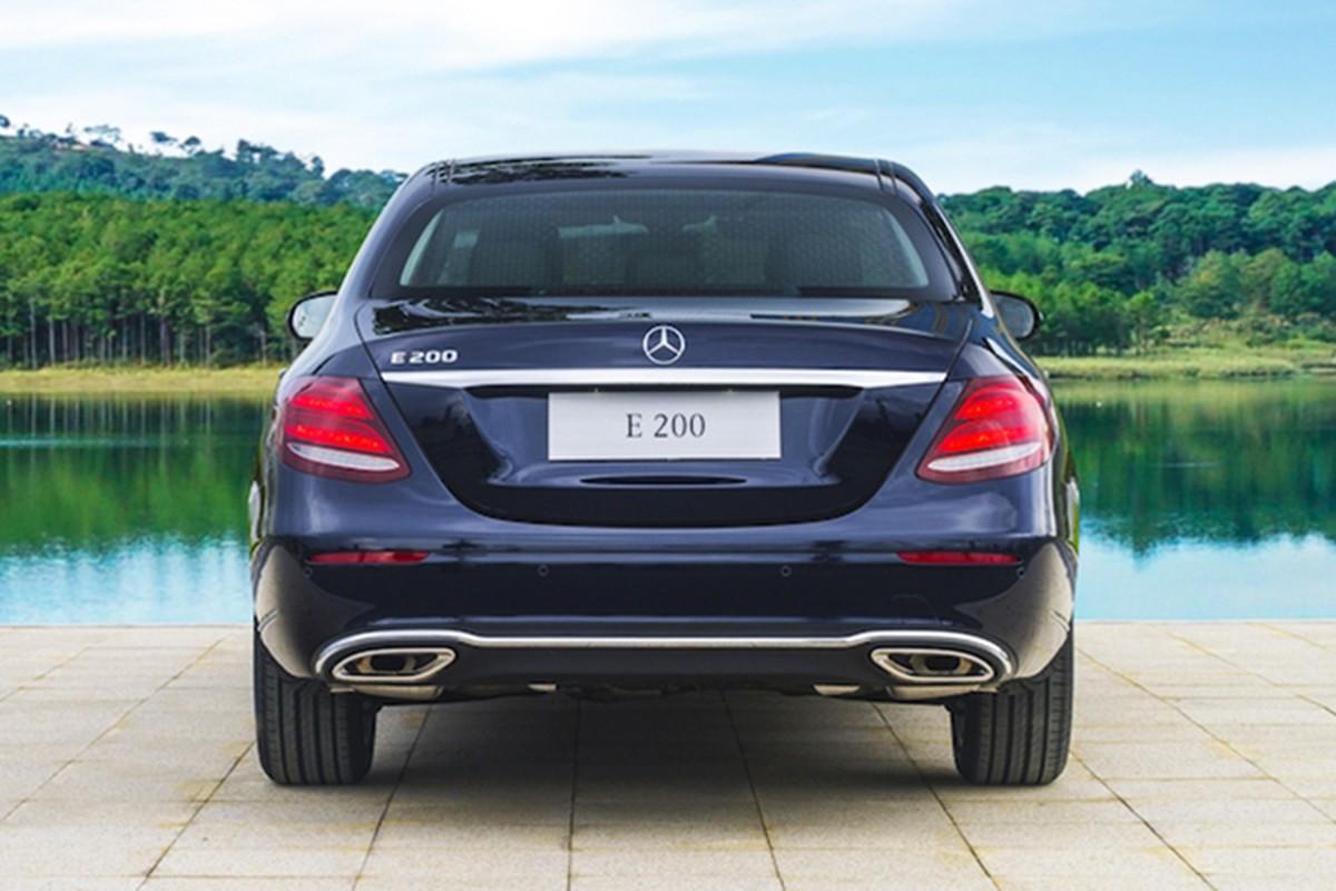 Giang Hong Ngoc tau xe sang Mercedes-Benz E-Class hon 2 ty-Hinh-9