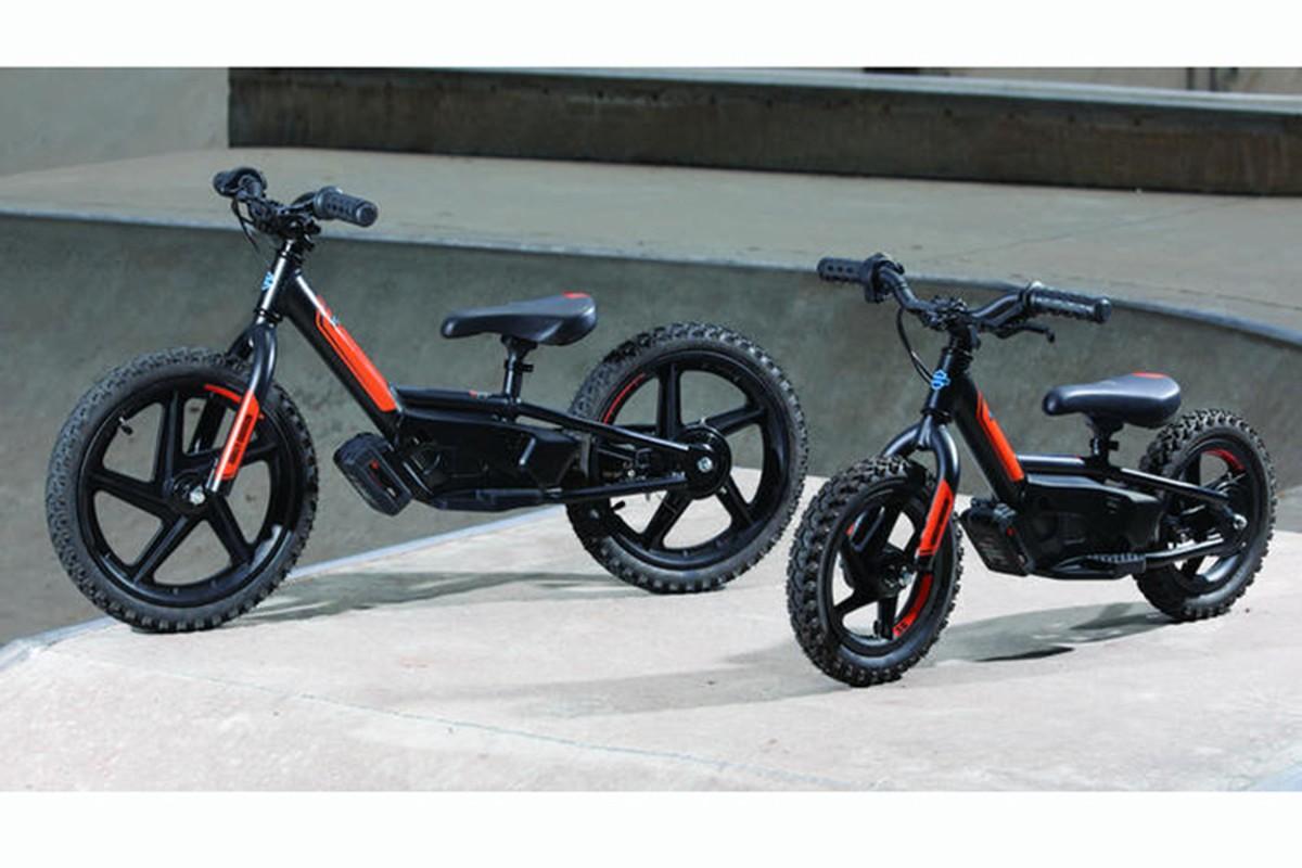 Xe dien Harley-Davidson IRONe chi 15,2 trieu dong