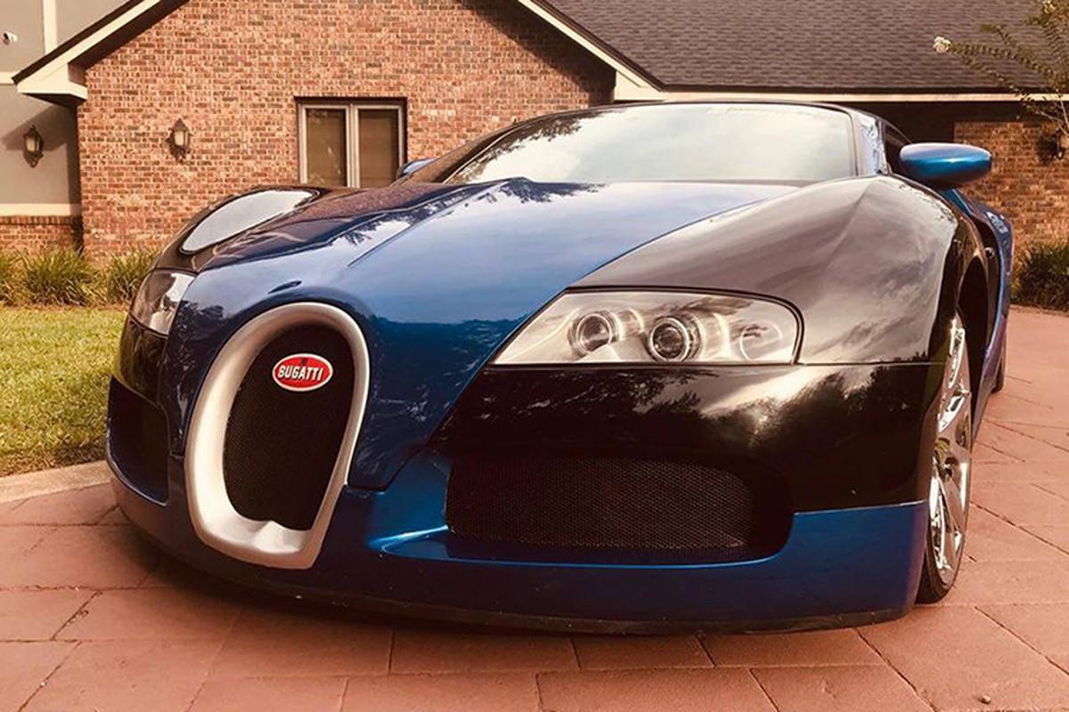 Sieu xe Bugatti Veyron nhai chao ban gan 3 ty dong-Hinh-3