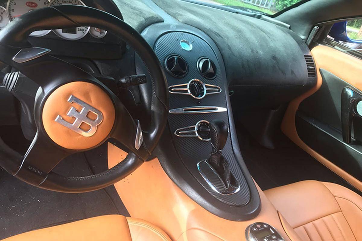 Sieu xe Bugatti Veyron nhai chao ban gan 3 ty dong-Hinh-5