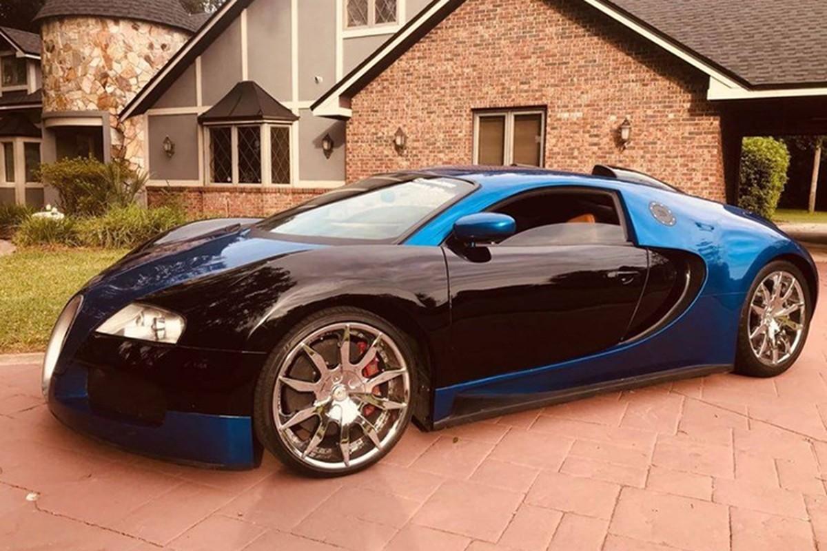 Sieu xe Bugatti Veyron nhai chao ban gan 3 ty dong-Hinh-7