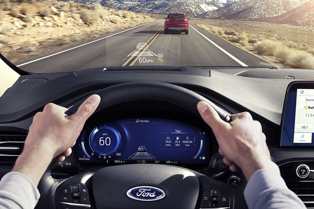 Ford Escape 2020 moi gan 1 ty dong tai Viet Nam?-Hinh-6
