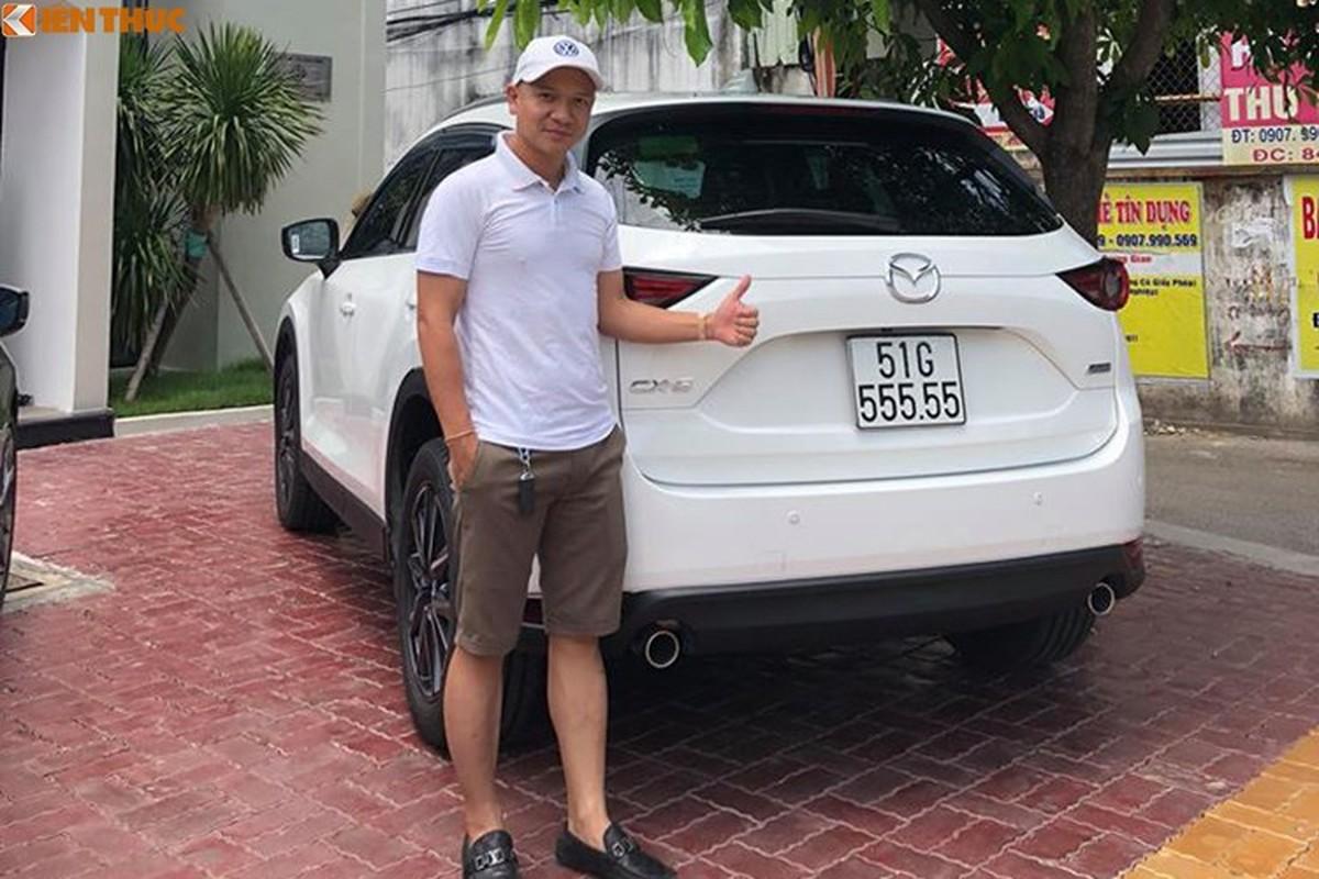 Dai gia Binh Duong chi gan 2,7 ty mua Mazda3 bien khung-Hinh-8