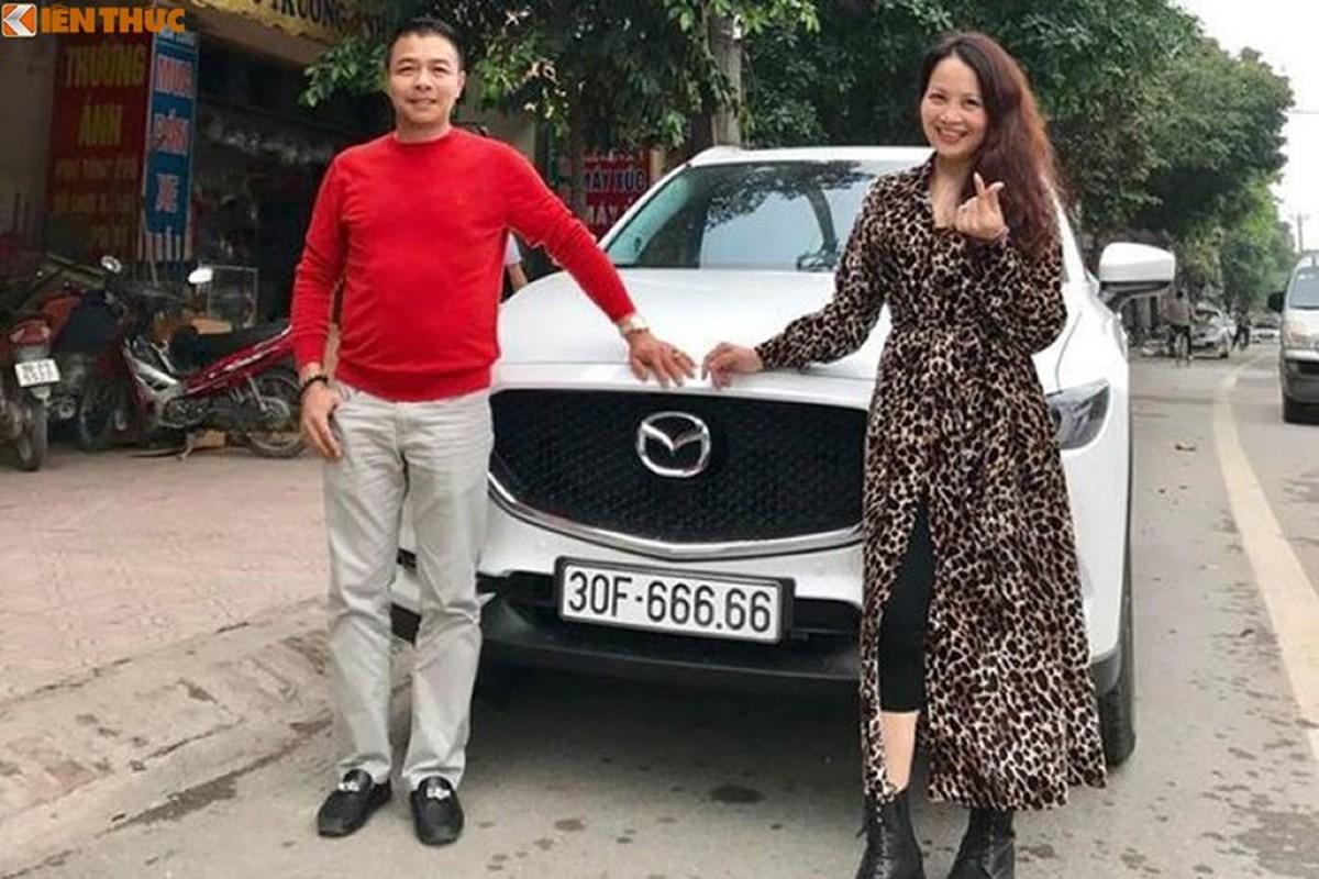 Dai gia Binh Duong chi gan 2,7 ty mua Mazda3 bien khung-Hinh-9