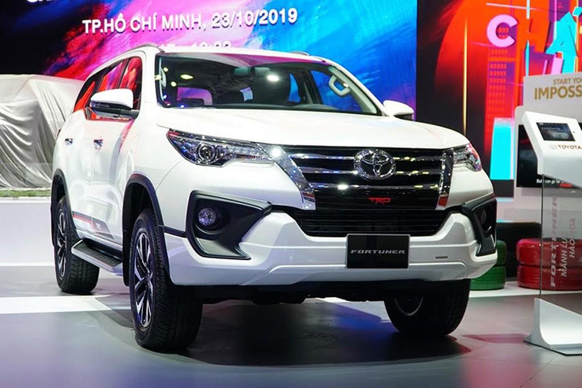 Toyota khong dem xe moi den Trien lam oto Viet Nam 2019-Hinh-4