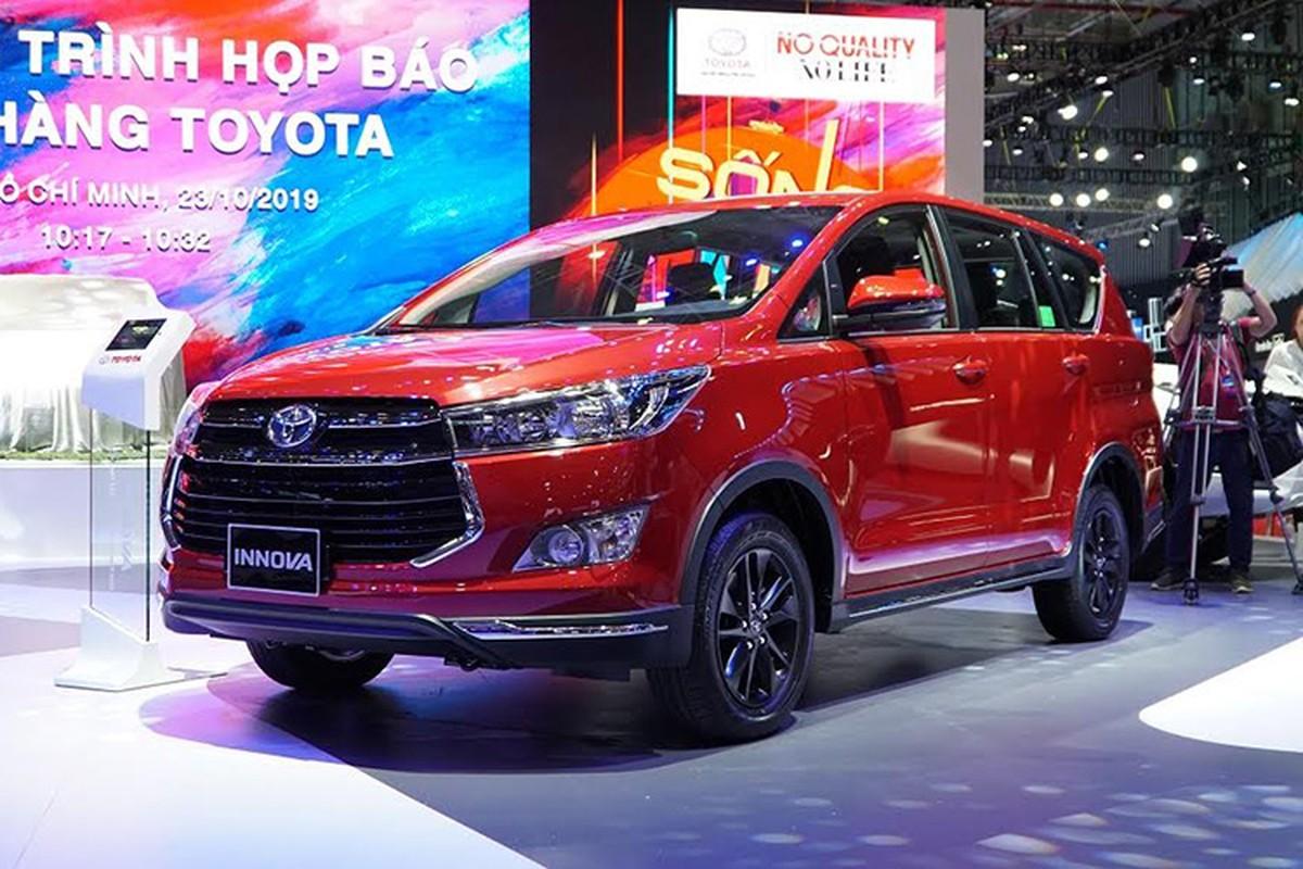 Toyota khong dem xe moi den Trien lam oto Viet Nam 2019-Hinh-6