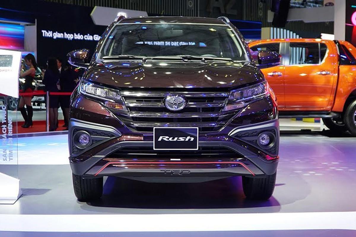 Toyota khong dem xe moi den Trien lam oto Viet Nam 2019-Hinh-7