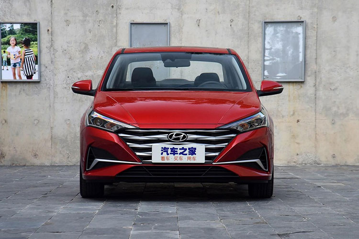 Hyundai Accent 2020 chi tu 241 trieu dong tai Trung Quoc-Hinh-3