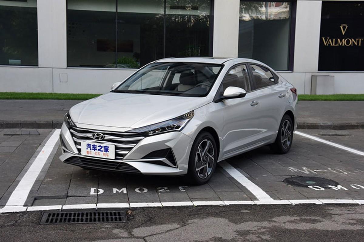Hyundai Accent 2020 chi tu 241 trieu dong tai Trung Quoc-Hinh-9