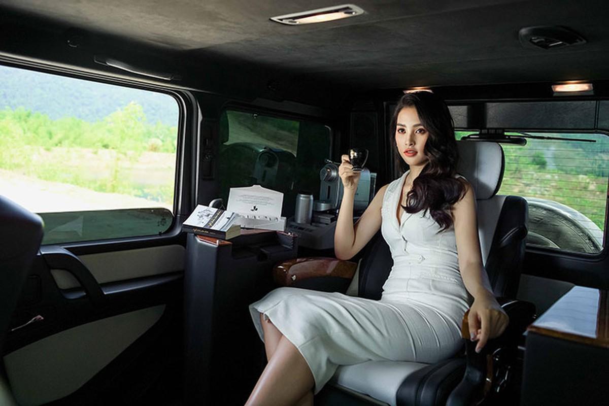 Hoa hau Tieu Vy do dang Mercedes G63 cua Dang Le Nguyen Vu-Hinh-3