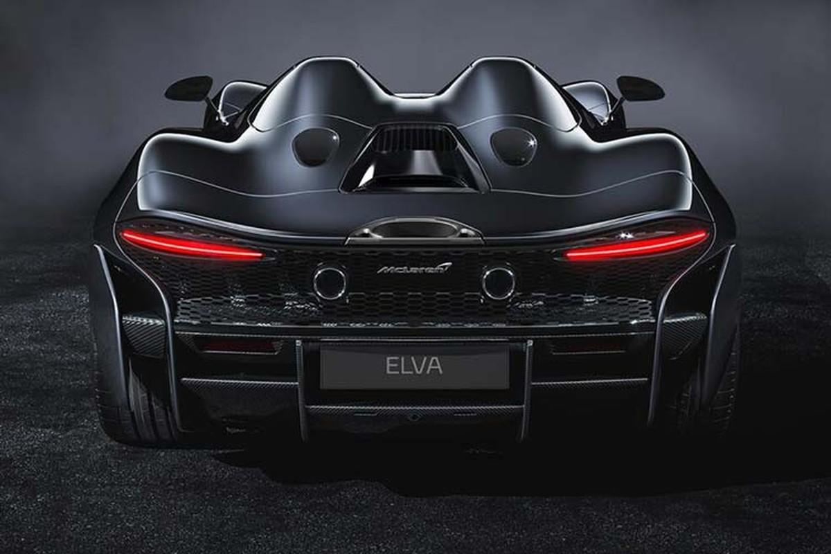 Chua san xuat, McLaren Elva da duoc rao ban hon 76 ty dong-Hinh-4