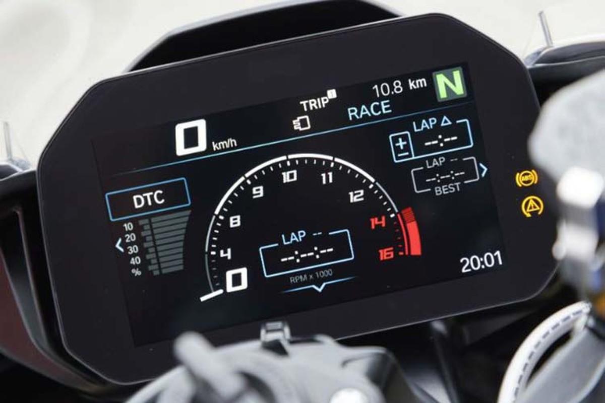 Sieu moto BMW S1000RR 2020 tu 949 trieu tai Viet Nam-Hinh-4