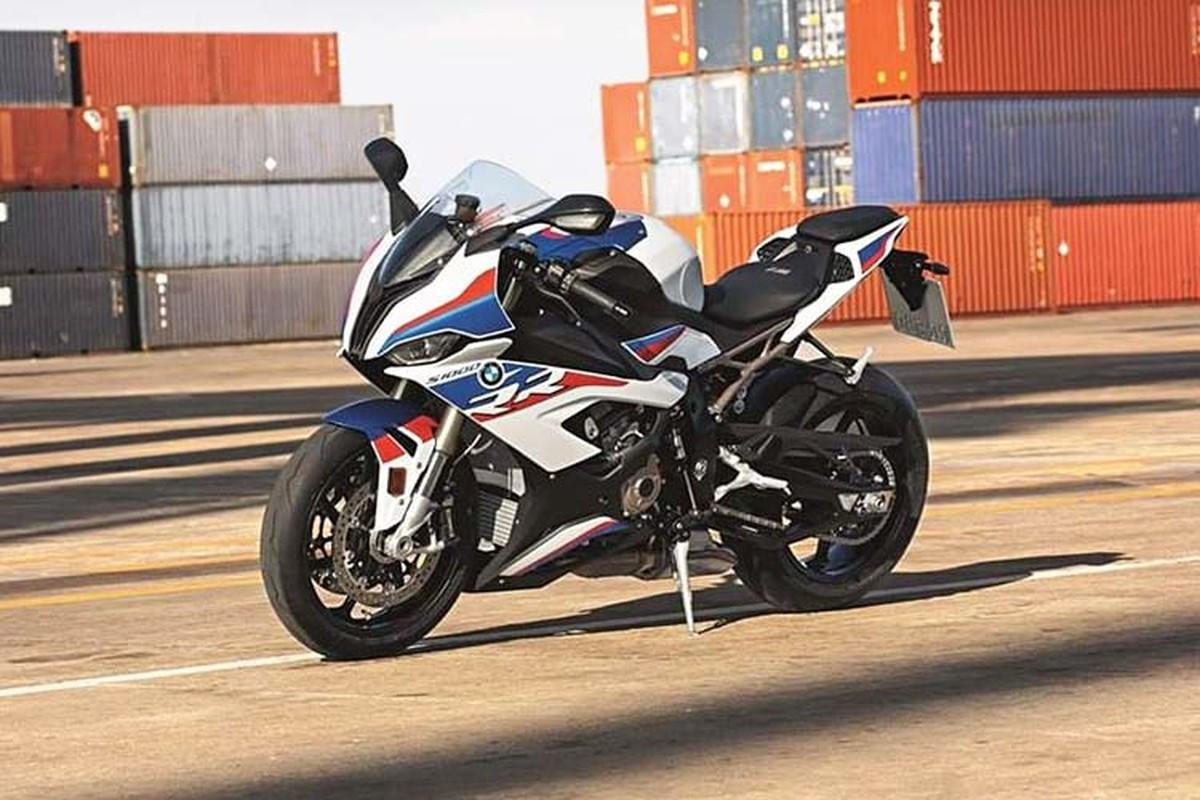 Sieu moto BMW S1000RR 2020 tu 949 trieu tai Viet Nam