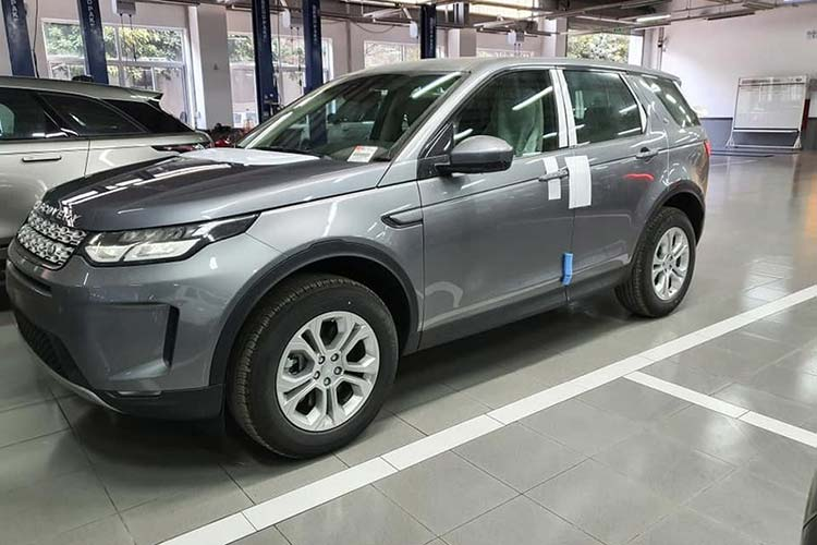 Can canh Land Rover Discovery 2020 tu 2,8 ty tai Viet Nam