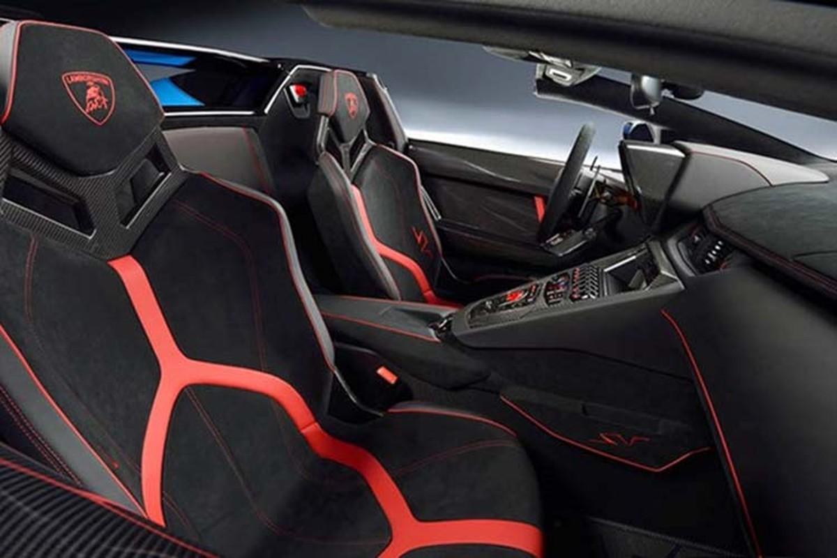 Xe Lamborghini Aventador SV Roadster gan 40 ty tai Viet Nam-Hinh-6