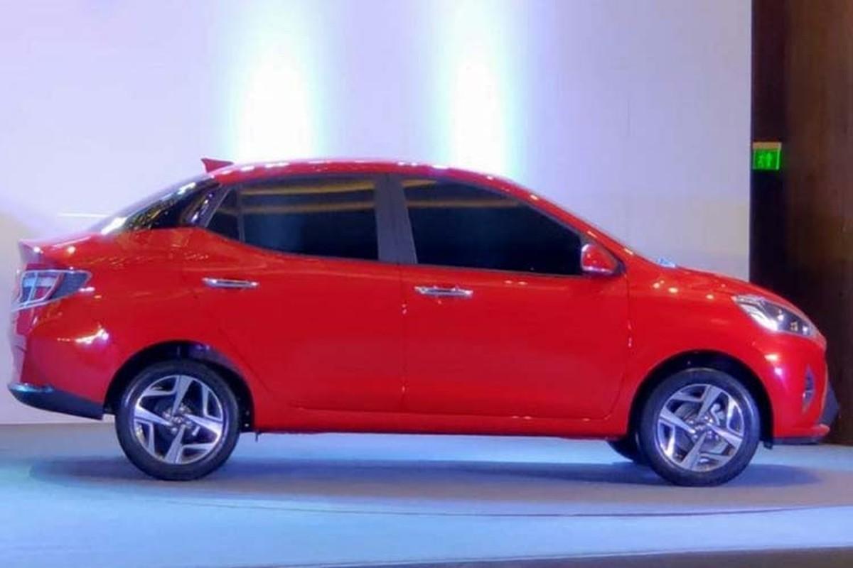 Xe gia re Hyundai Aura 2020 chinh thuc trinh lang-Hinh-2