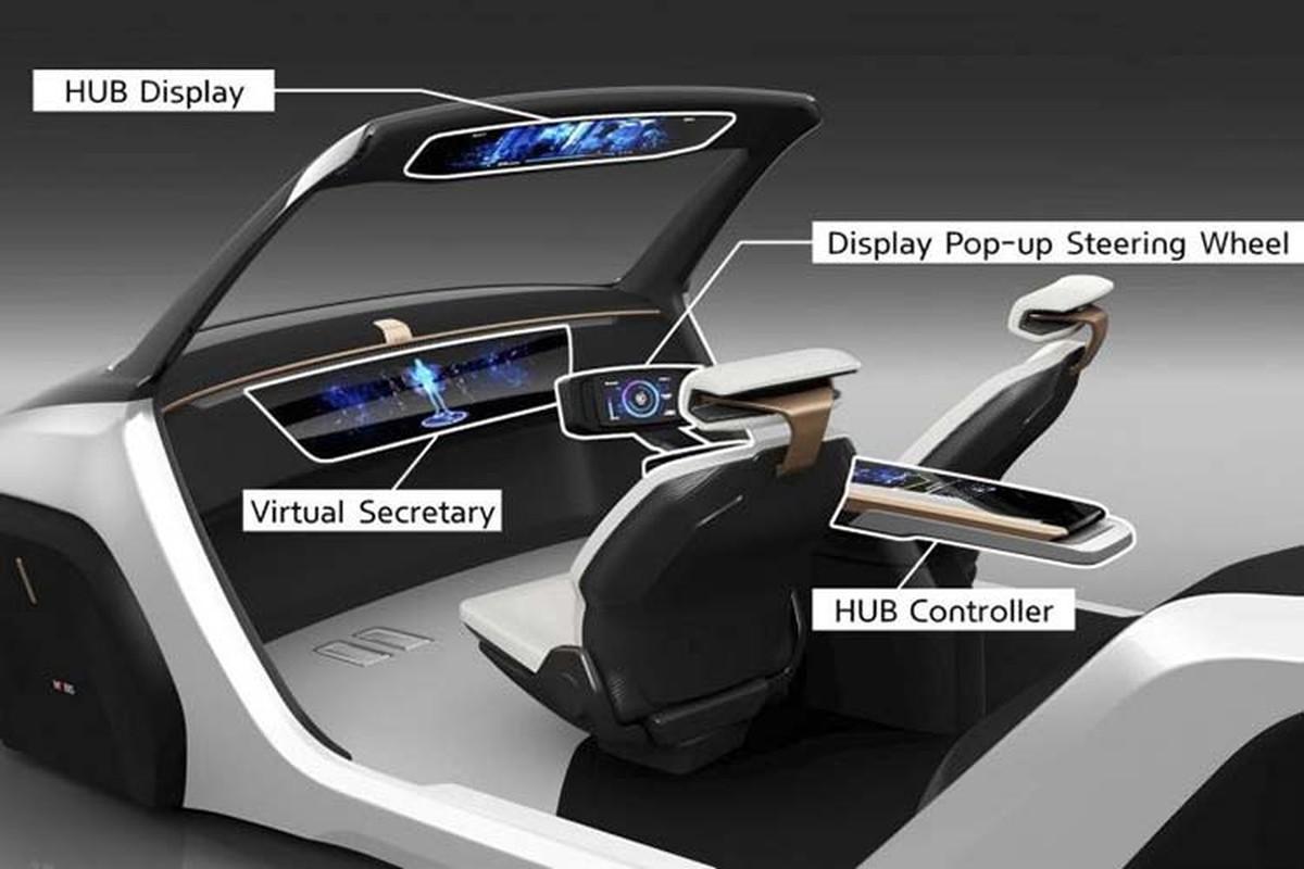 Hyundai Mobis M.Vision S - chiec xe the doc cam xuc nguoi dung-Hinh-6