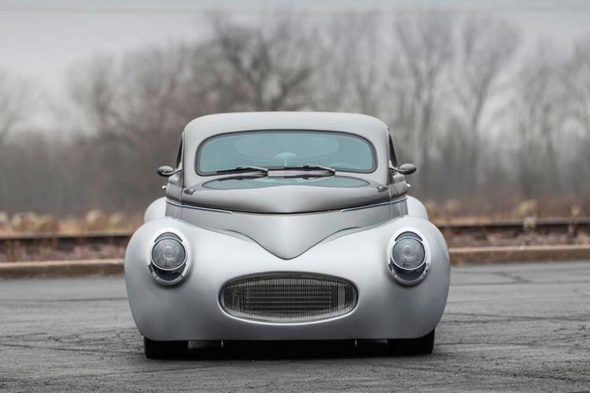 Ngam xe ban tai do Willys 1941 dong co V8 sieu dang yeu-Hinh-10