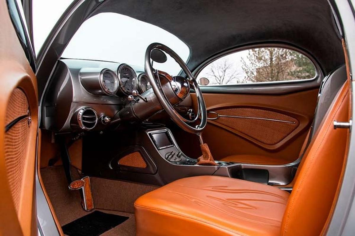 Ngam xe ban tai do Willys 1941 dong co V8 sieu dang yeu-Hinh-7