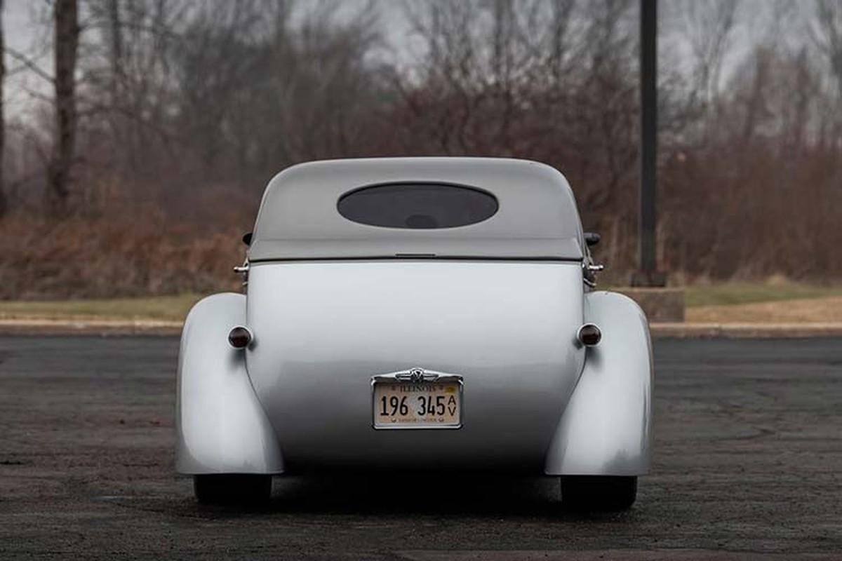 Ngam xe ban tai do Willys 1941 dong co V8 sieu dang yeu-Hinh-9