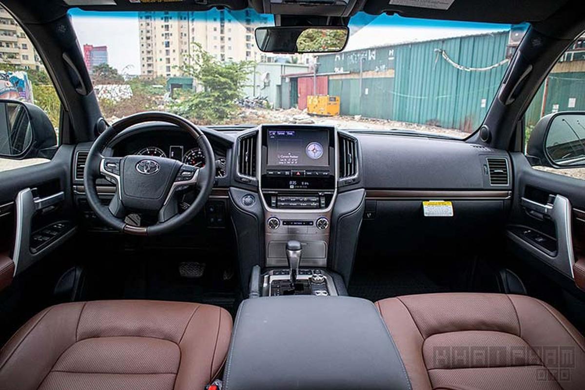 Toyota Land Cruiser nhap My dat hon chinh hang 3,8 ty dong-Hinh-6