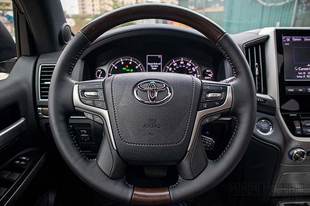 Toyota Land Cruiser nhap My dat hon chinh hang 3,8 ty dong-Hinh-7