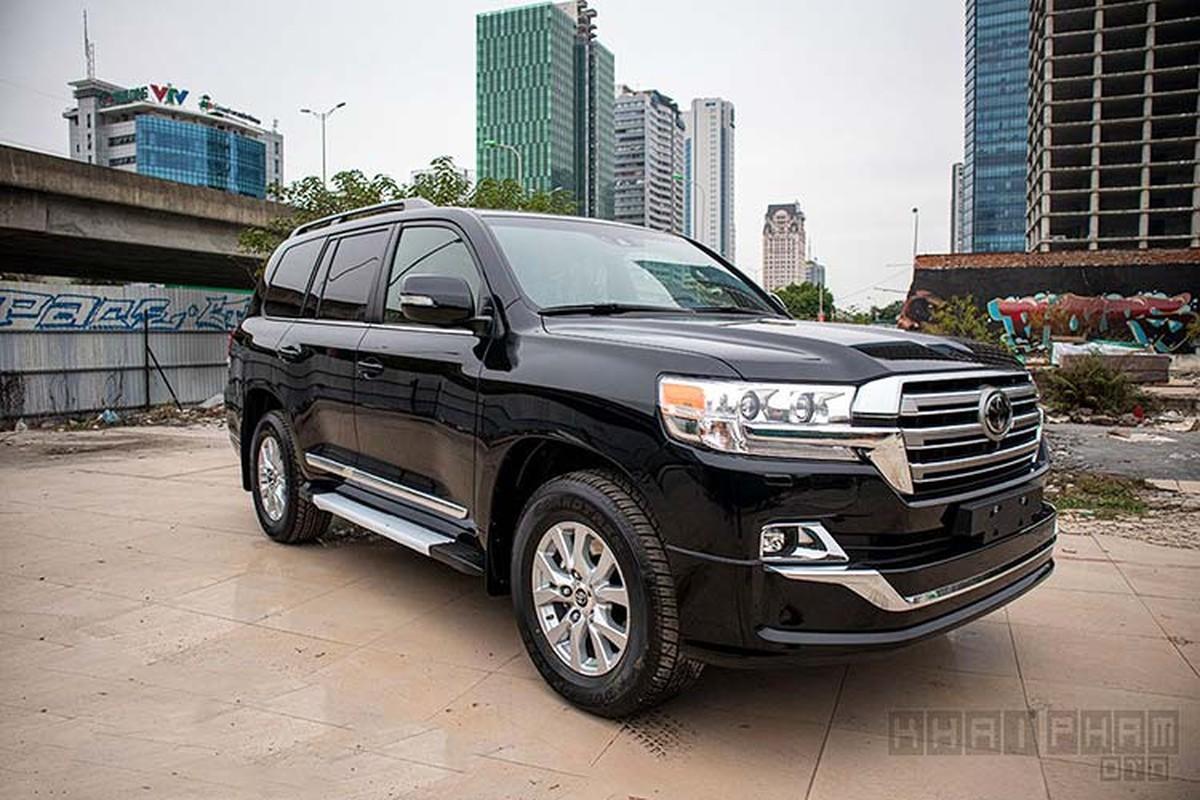 Toyota Land Cruiser nhap My dat hon chinh hang 3,8 ty dong