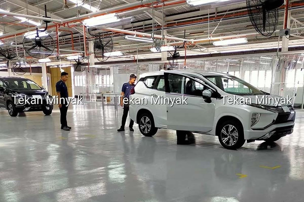 Xe gia re Mitsubishi Xpander 2020 moi lo dien trong nha may-Hinh-5
