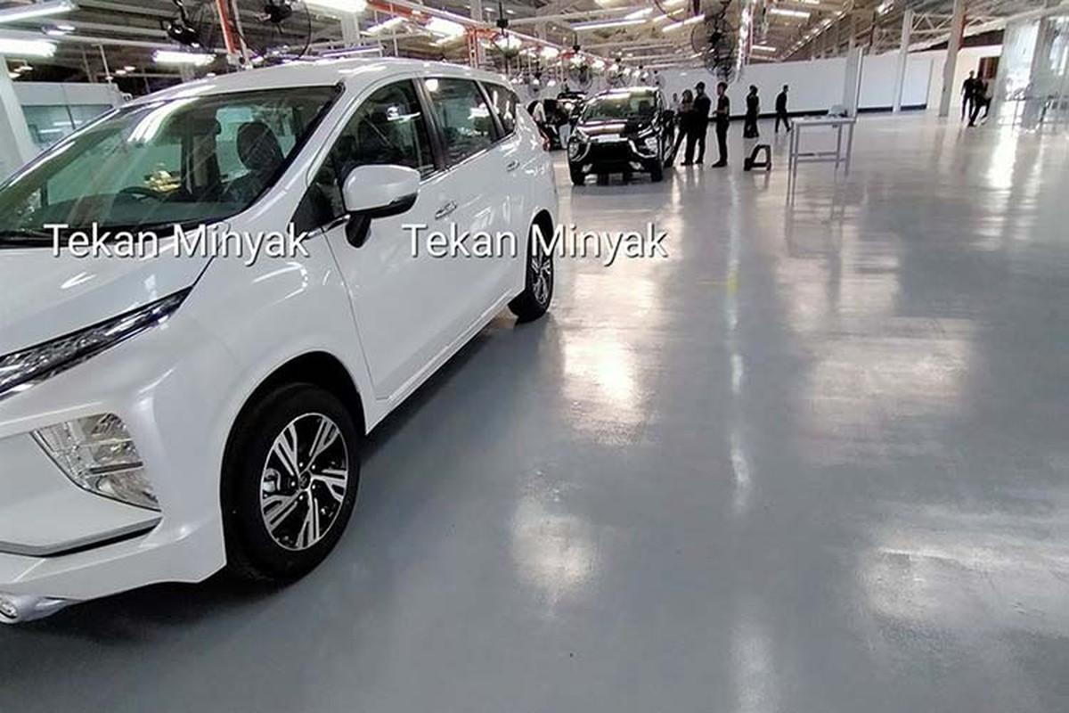 Xe gia re Mitsubishi Xpander 2020 moi lo dien trong nha may-Hinh-7