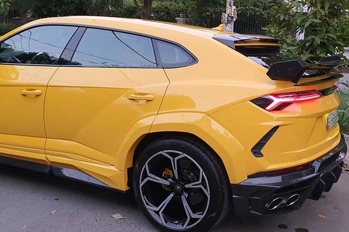 Sieu SUV Lamborghini Urus hon 20 ty do Mansory o Sai Gon-Hinh-5