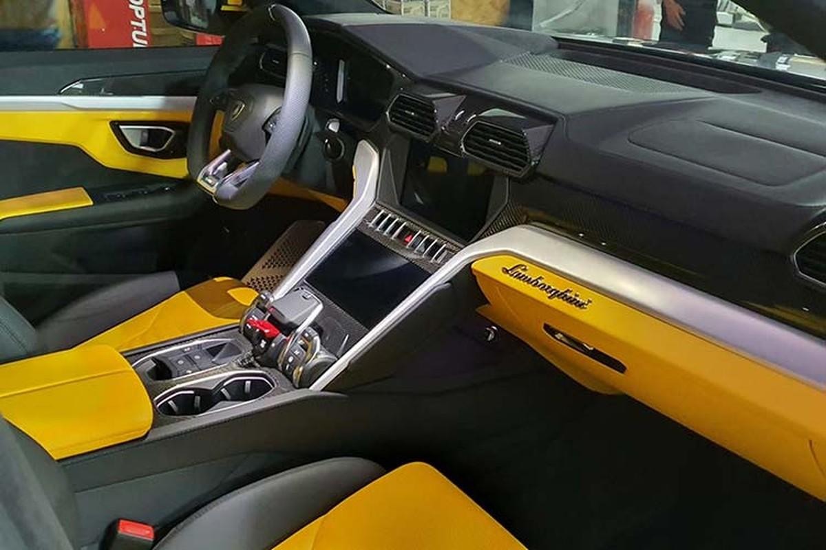 Sieu SUV Lamborghini Urus hon 20 ty do Mansory o Sai Gon-Hinh-6