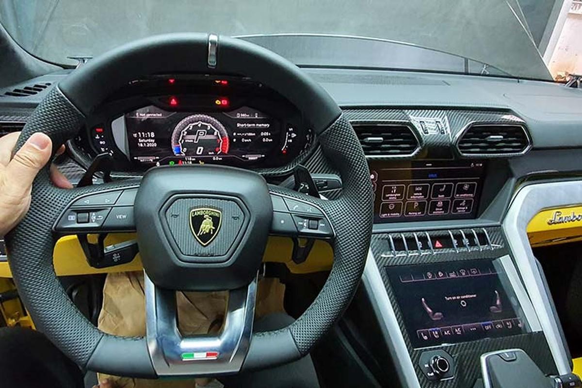 Sieu SUV Lamborghini Urus hon 20 ty do Mansory o Sai Gon-Hinh-7